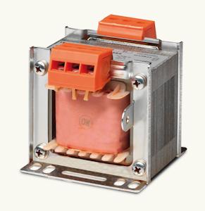 Трансформаторы 1-фазные низкого напряжения IP00
